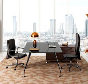 Mesas de despacho y dirección